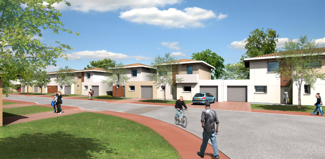 construction logements le pian medoc 1